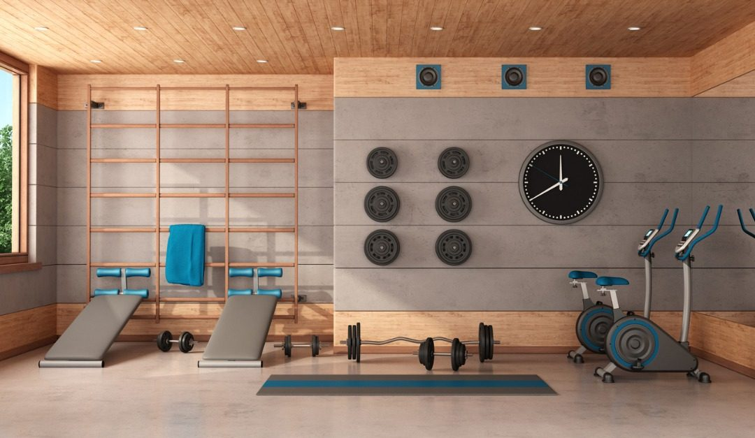 How to Design a Luxurious Home Gym You'll Actually Use