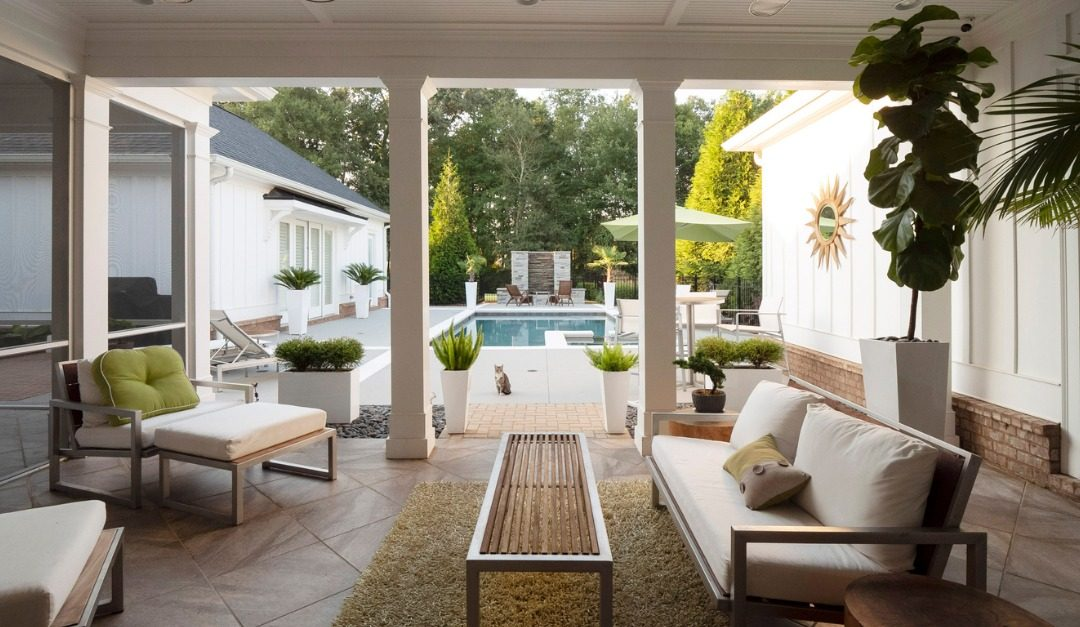 4 Outdoor Features That Luxury Buyers Will Look for in 2021