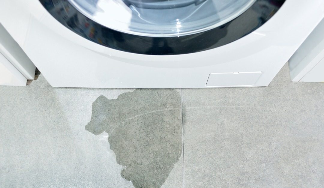 Why It's Important to Have a Floor Drain Near Your Washing Machine