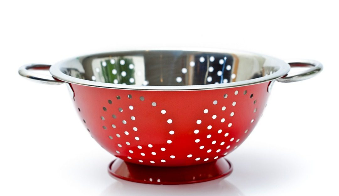5 Surprising Ways to Use Your Colander
