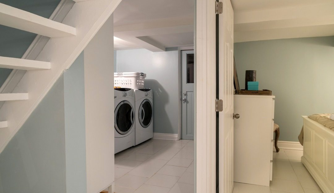 How to Renovate Your Basement Laundry Room