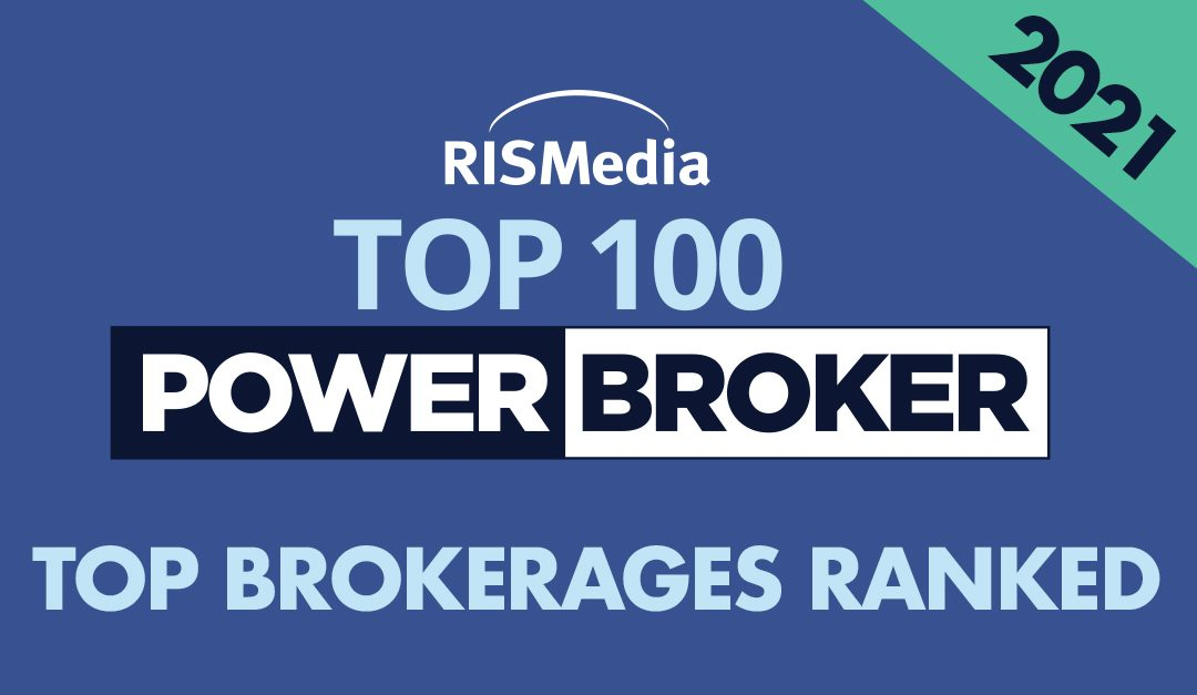 RISMedia Unveils Real Estate's Top 100 Power Brokers