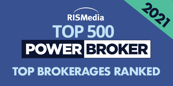 RISMedia Names Top 500 Power Brokers: Who Made the List?