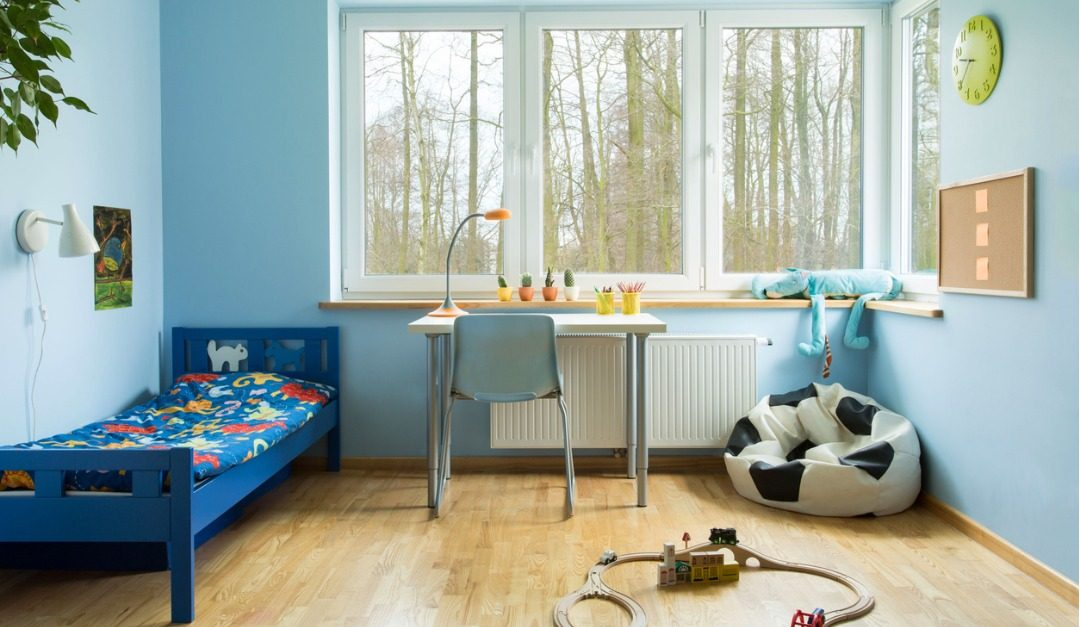 How to Design a Bedroom Your Toddler Will Love