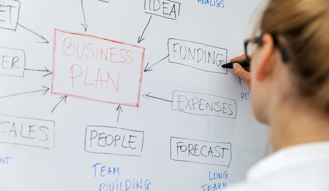 5 Steps to Developing Your Real Estate Business Plan