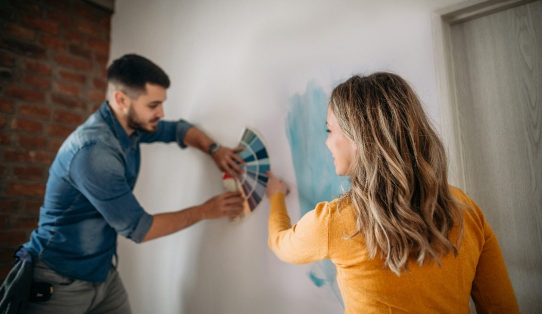 Why You Should Test a Few Paint Colors Before Choosing One
