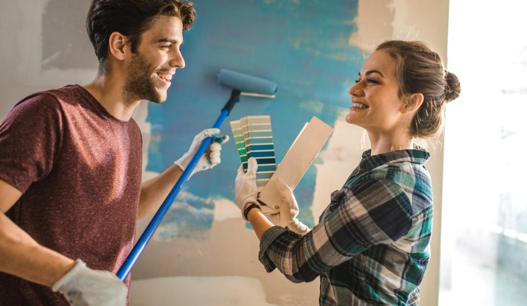 How Changing Wall Colors and Lighting Can Make Your Home Feel More Spacious