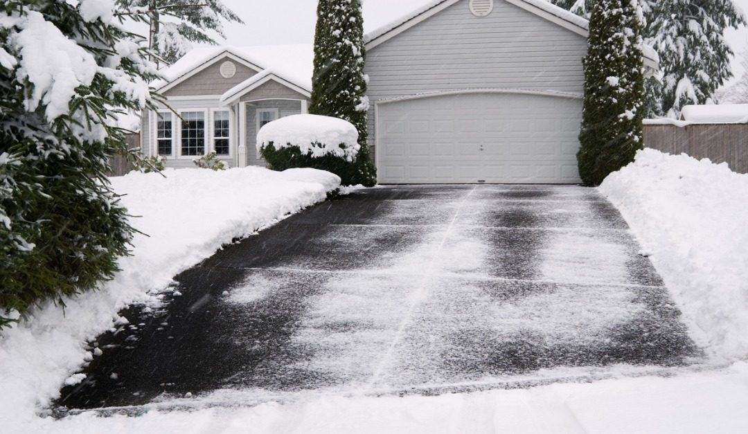 How to Protect Your Driveway From Damage in the Winter