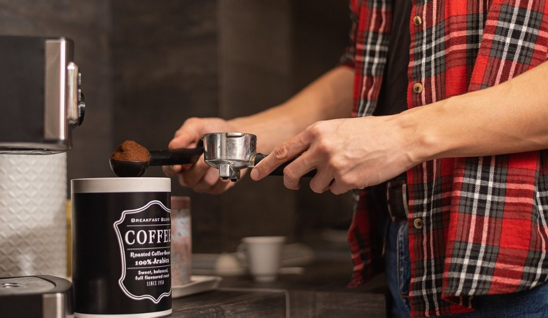How to Design the Perfect Coffee Bar