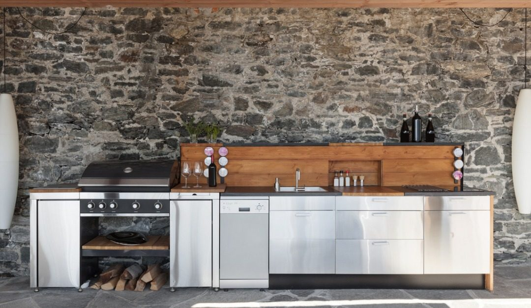 4 Exciting Features for the Ultimate Outdoor Kitchen