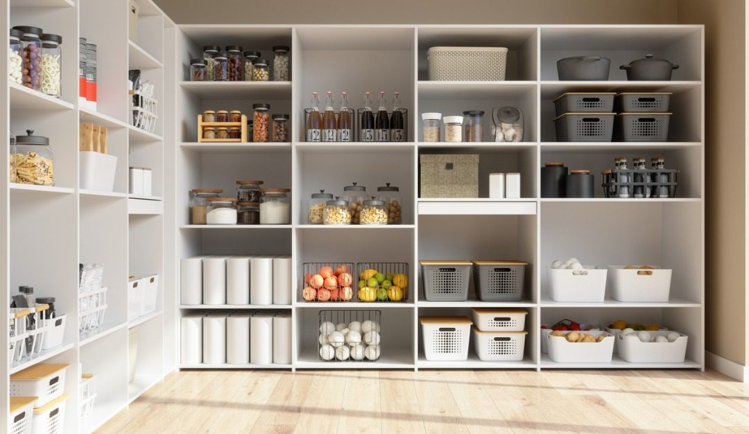 Organization Tips for a More Efficient Home