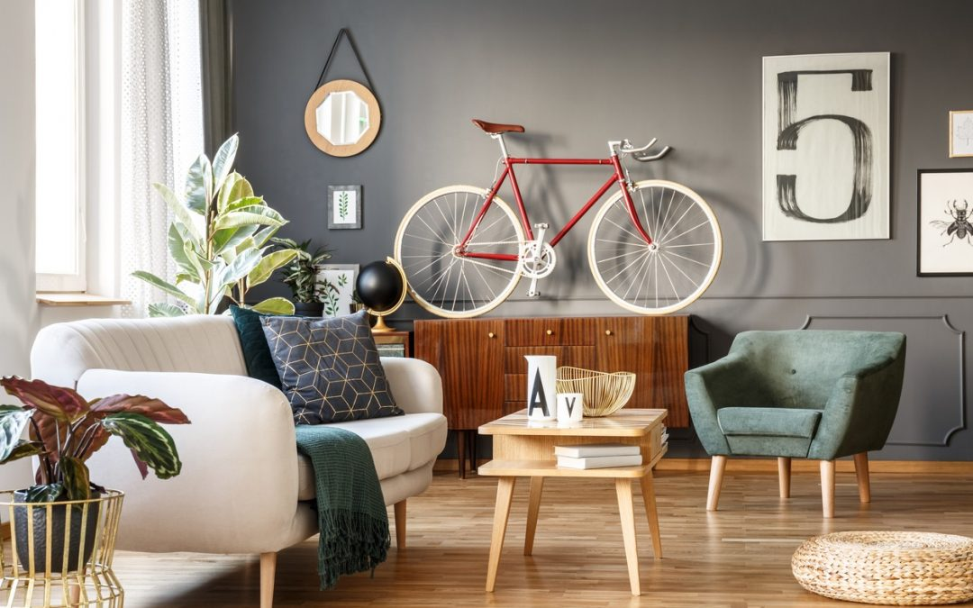 Tips for Saving Space When You Live in a Small Apartment