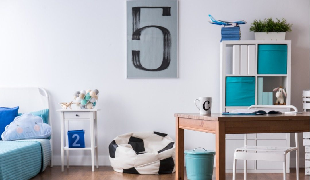 How to Create More Storage Space in Your Child's Bedroom