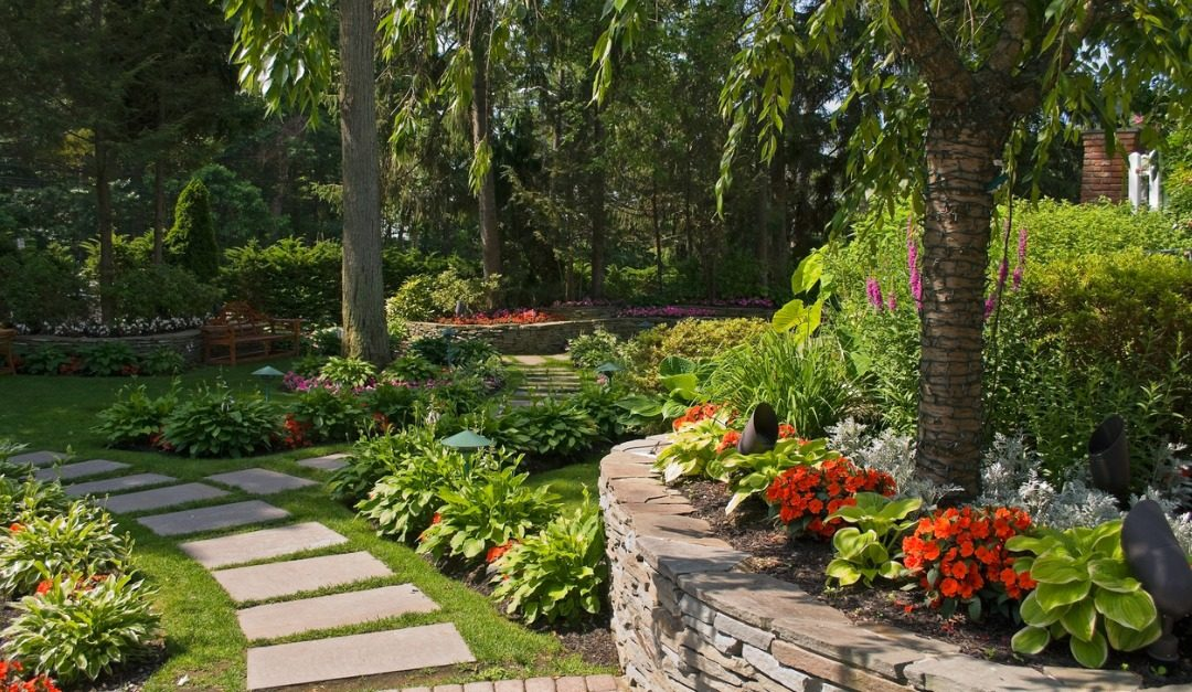 How to Create Park-Like Grounds Outside Your Home