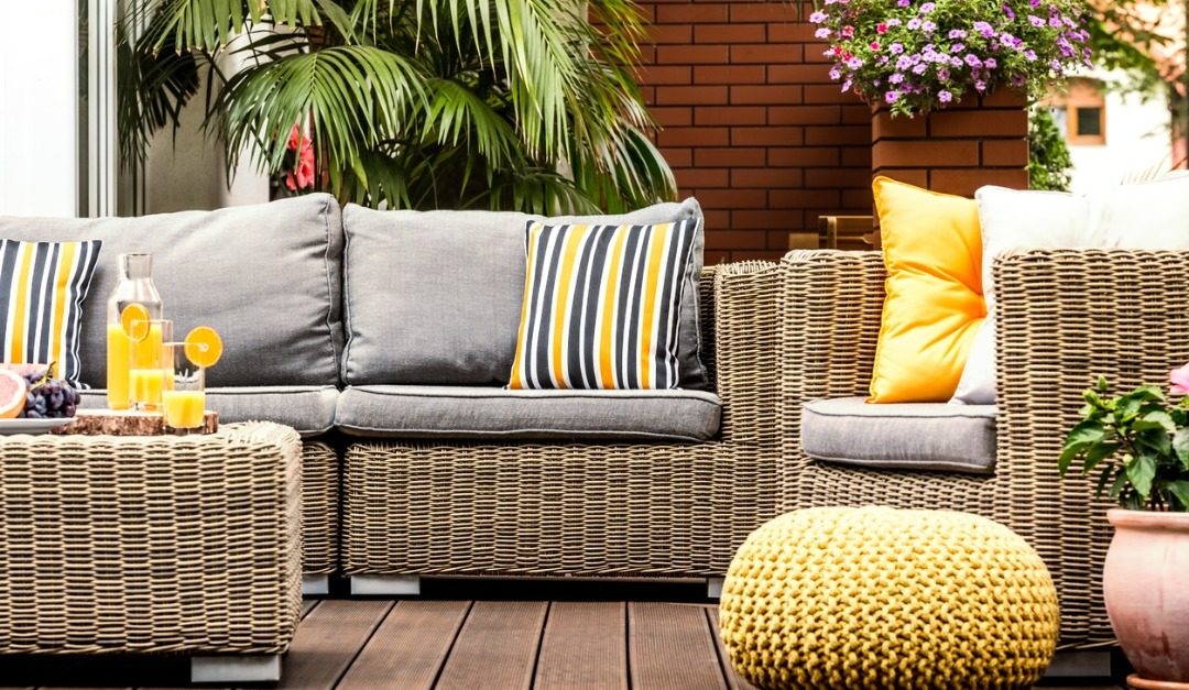 Add Color to Your Backyard With These Outdoor Design Ideas