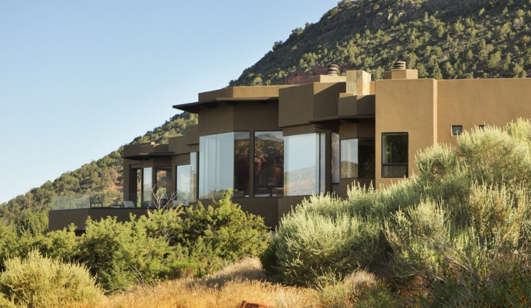 5 Features of Mountain-Modern Architecture