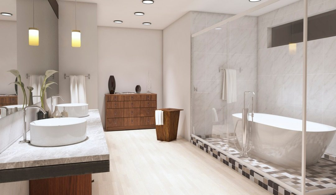 4 Features of an Ultra-Luxurious Master Bathroom