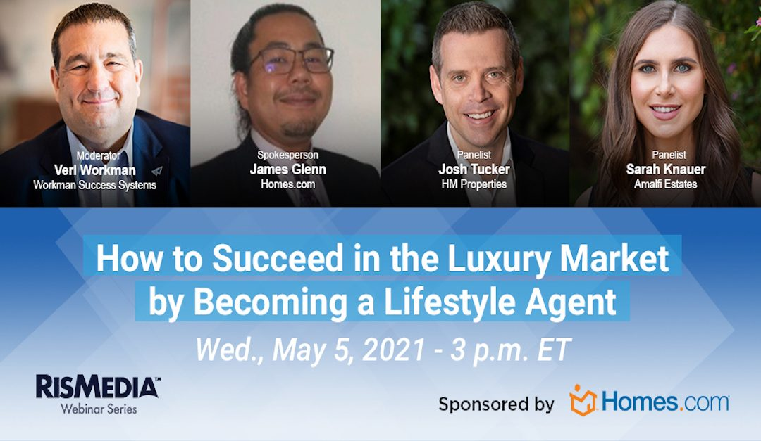 How to Succeed in the Luxury Market by Becoming a Lifestyle Agent