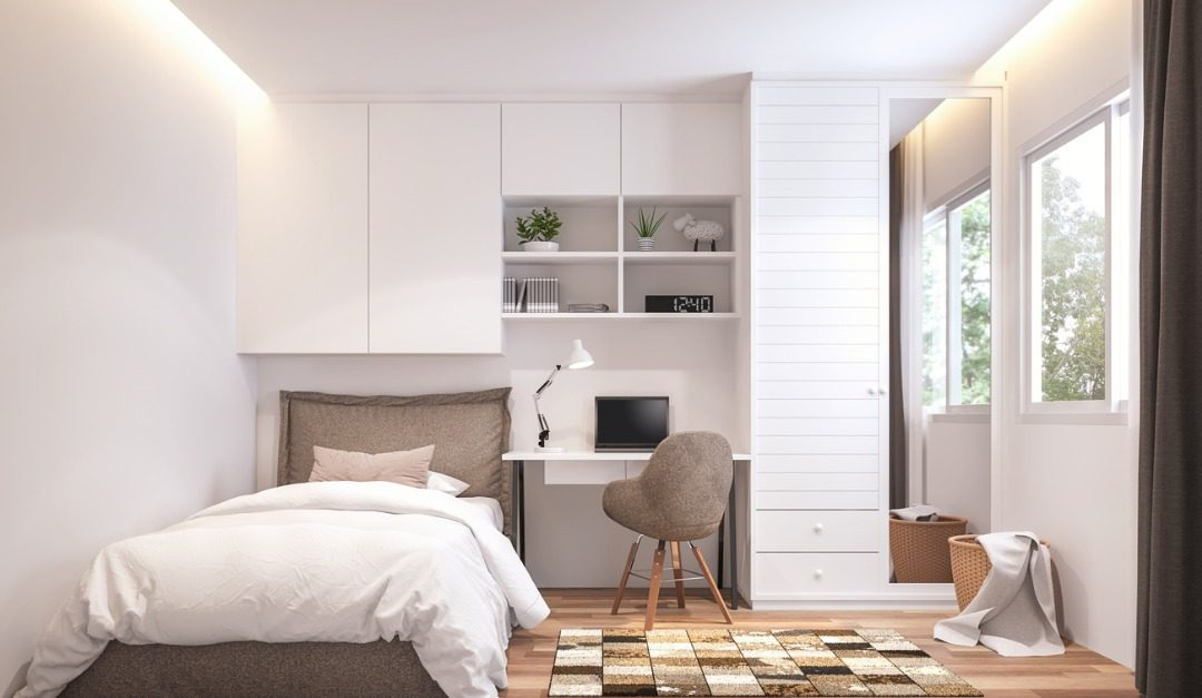 How to Organize a Small Bedroom