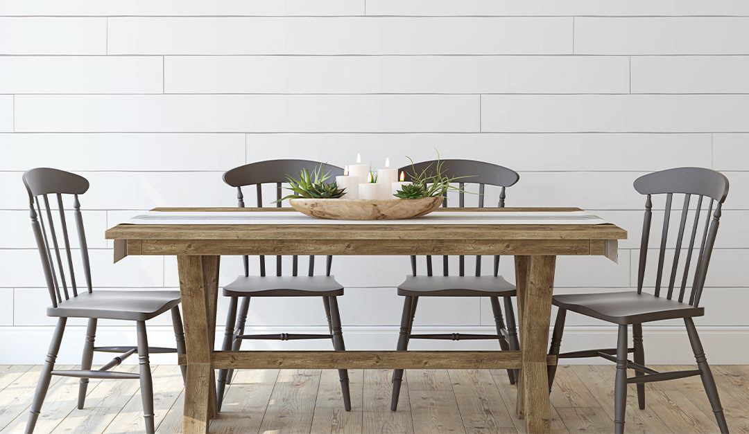 Redesign Your Dining Room With These Tips