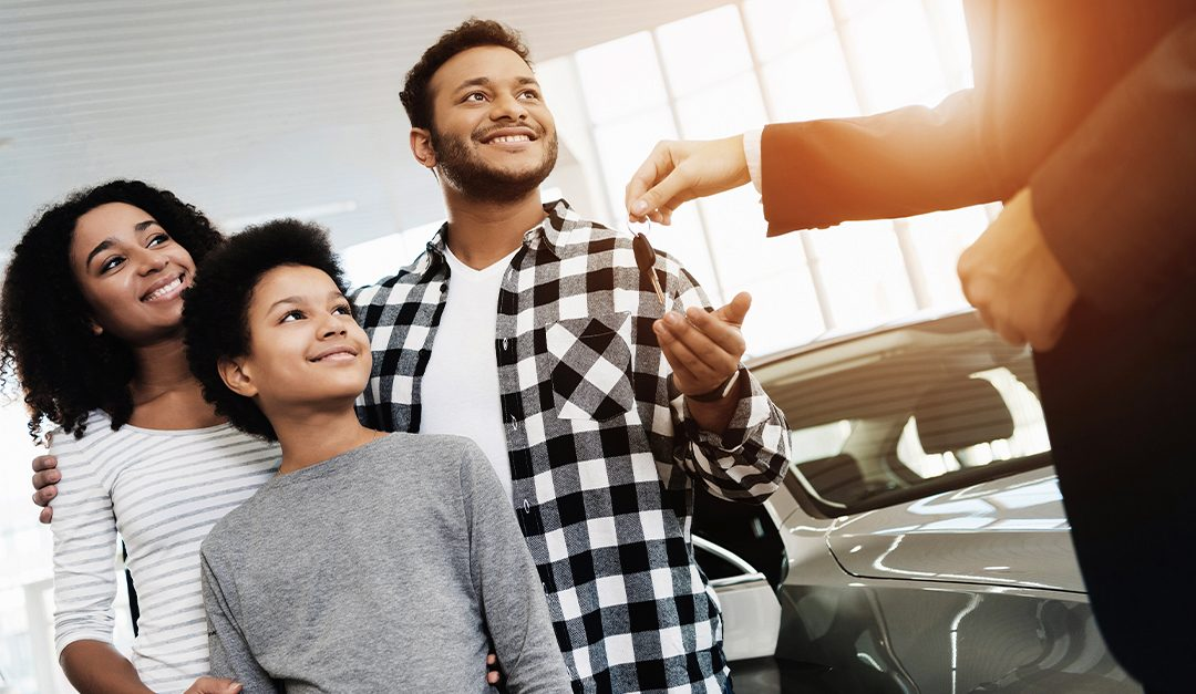 Get the Perfect Vehicle For You and Your Family