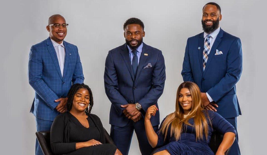 High-Touch, High-Impact Distinguish Robinson Upshur Team