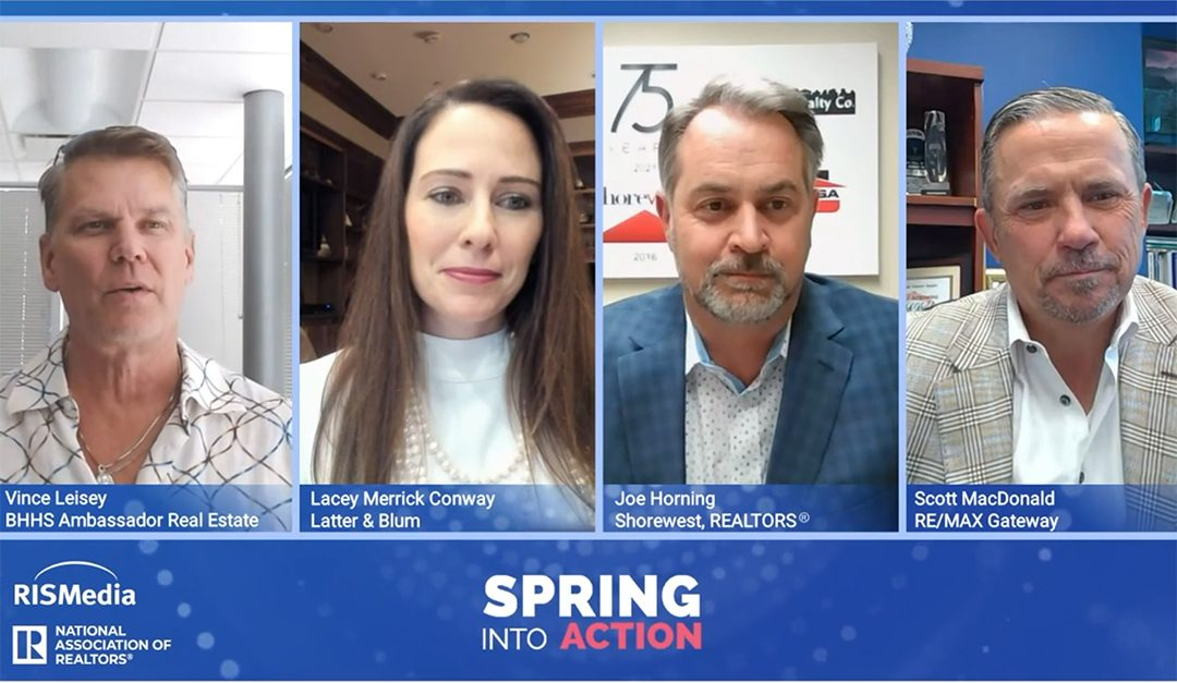 WATCH NOW: Goodbye Office Space? Brokers Talk Possible Mass Migration to Remote Business