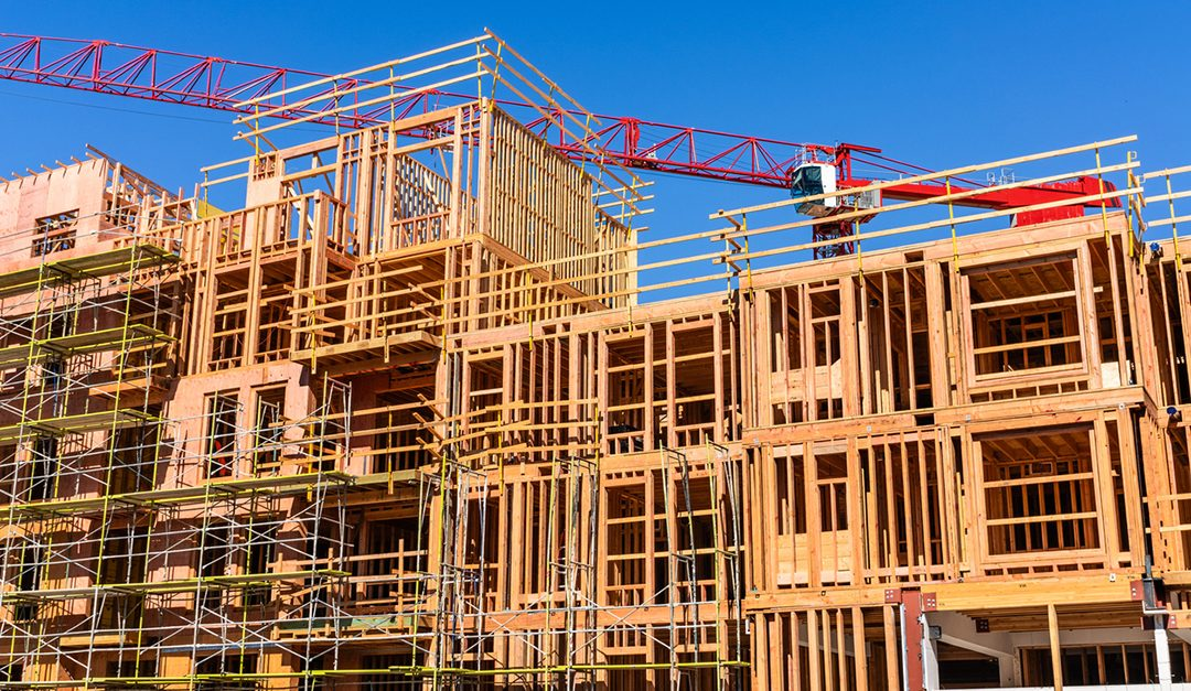 NAHB: Multifamily Construction Sentiment Improves