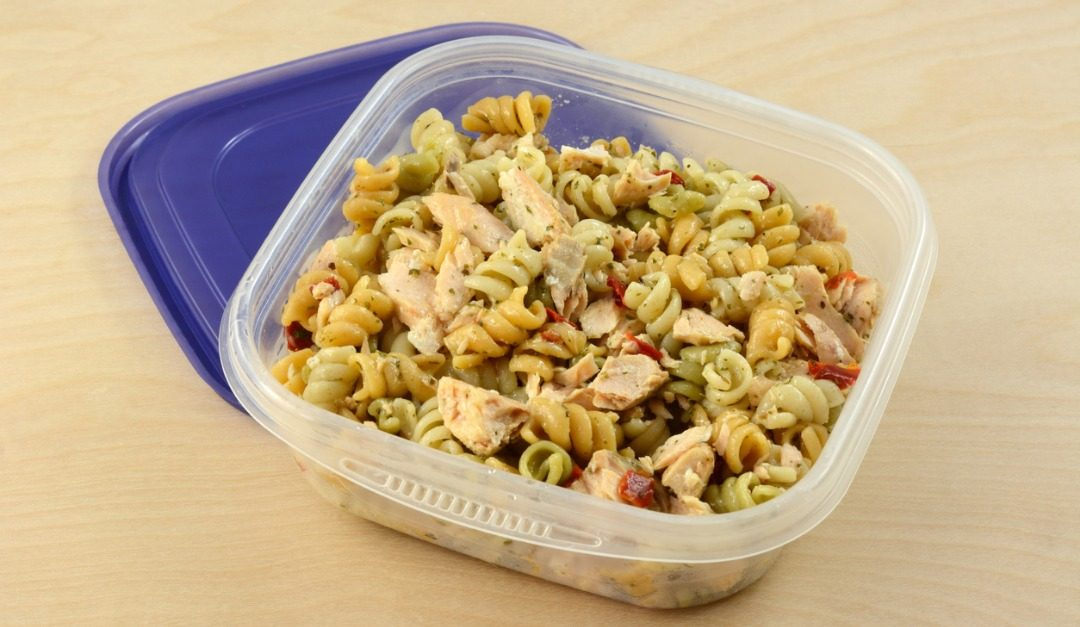 Make-Ahead Cold Lunch Ideas