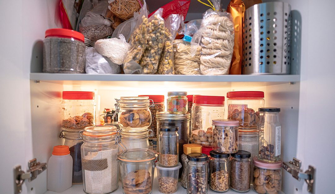 4 Tips for an Organized Pantry