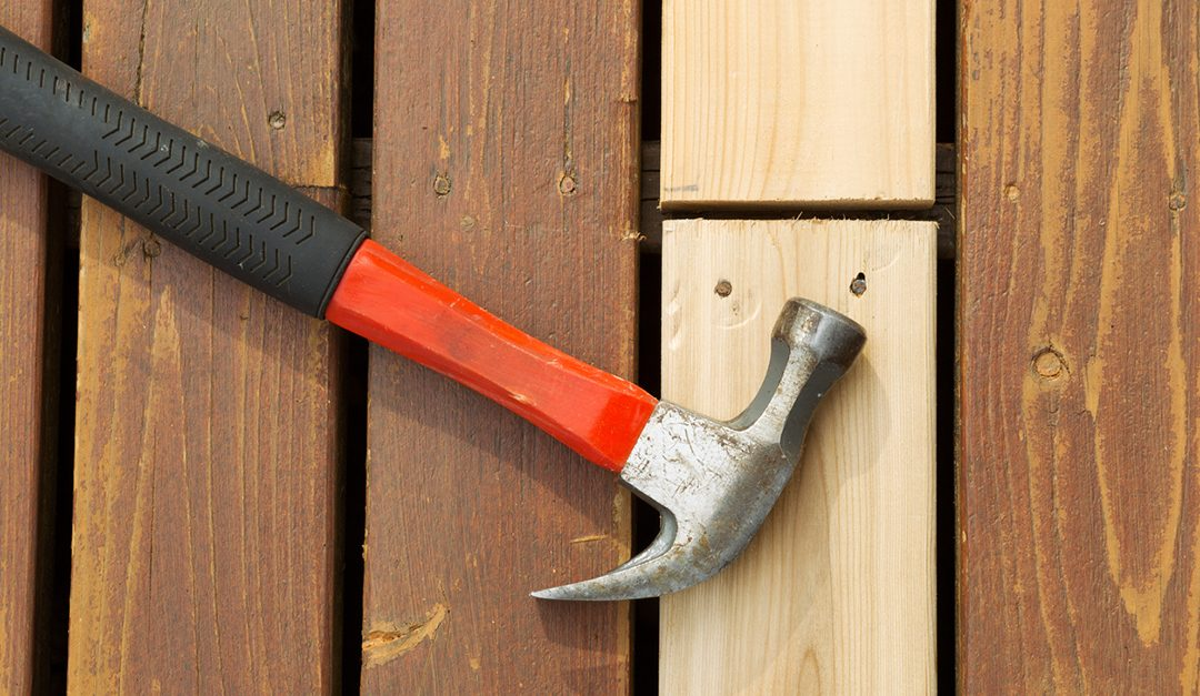 Real Estate Q&A: Is HOA Responsible for Fixing Deck Damaged by Landscaper?