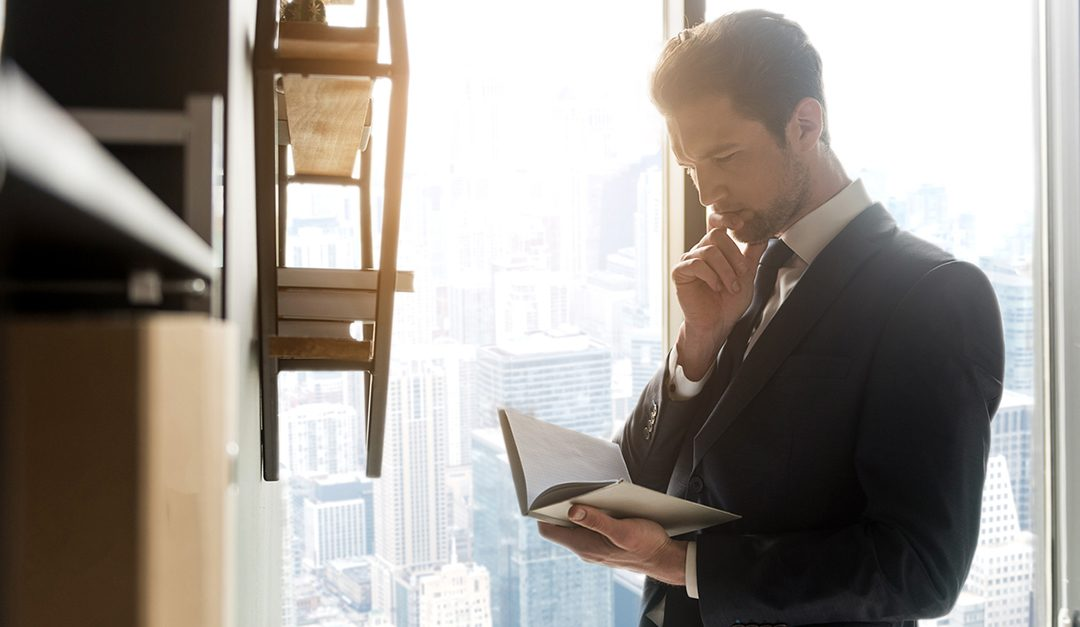 6 Must-Read Management Books for Real Estate Brokers