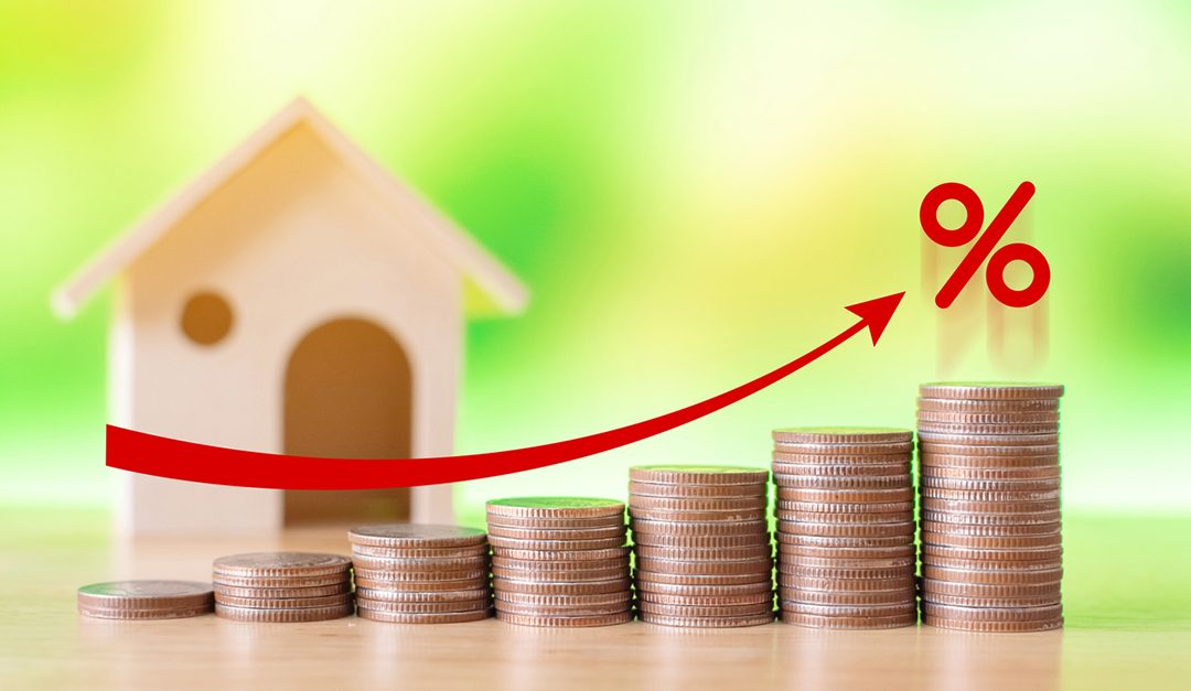 Report: Mortgage Rates Ticked Up Slightly